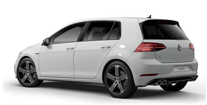Volkswagen Golf 2.0 R 5dr